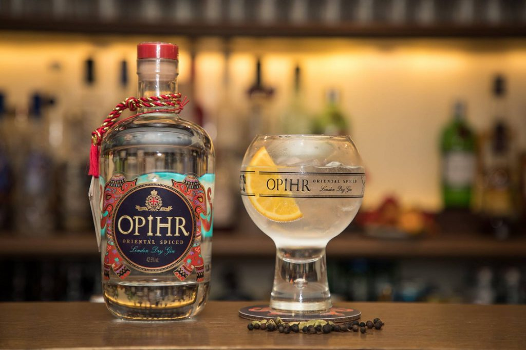Image for the post Entries open for Opihr Gin Global Cocktail Competition