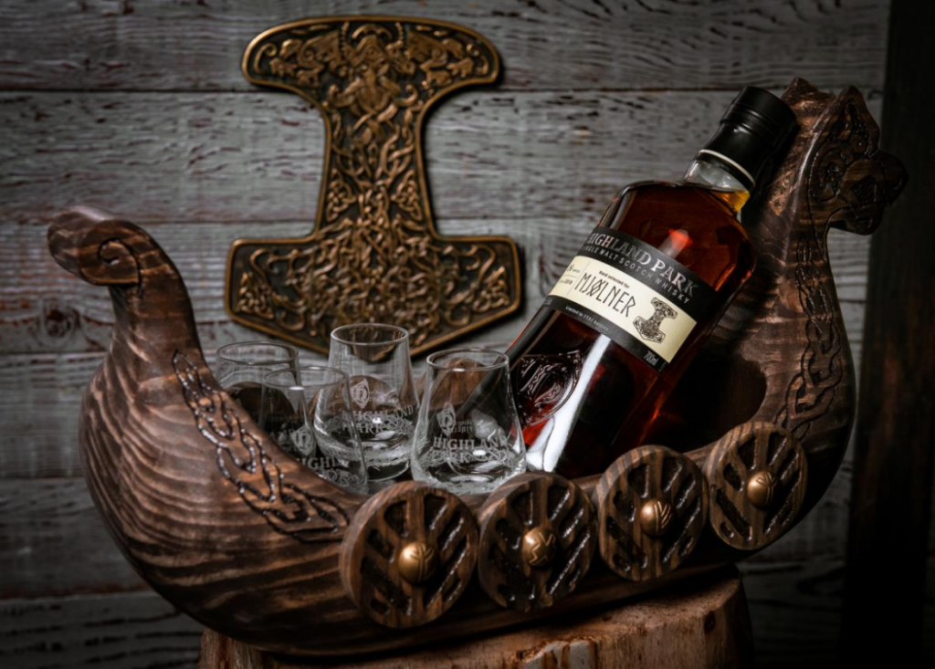 Image for the post Mjølner collaborates with Highland Park on exclusive whisky