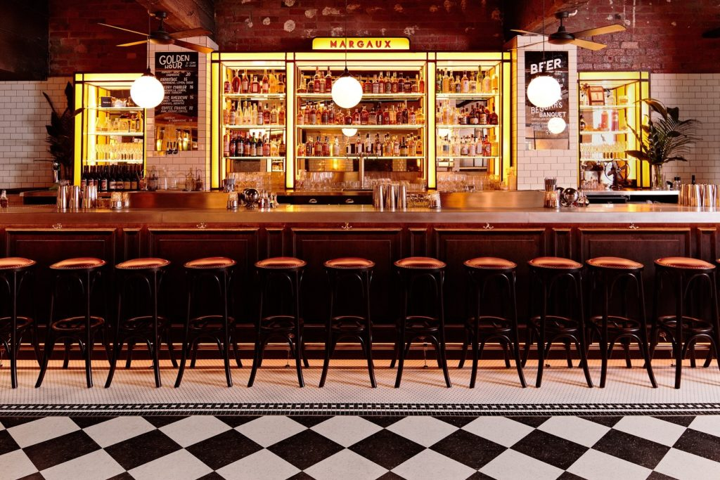 Image for the post A peek inside the newly opened Bar Margaux