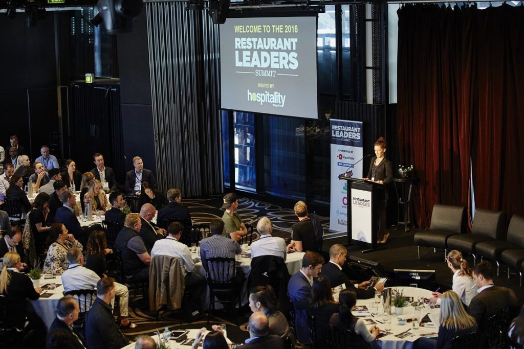 Image for the post Secure your tickets for the upcoming Hospitality Leaders Summit