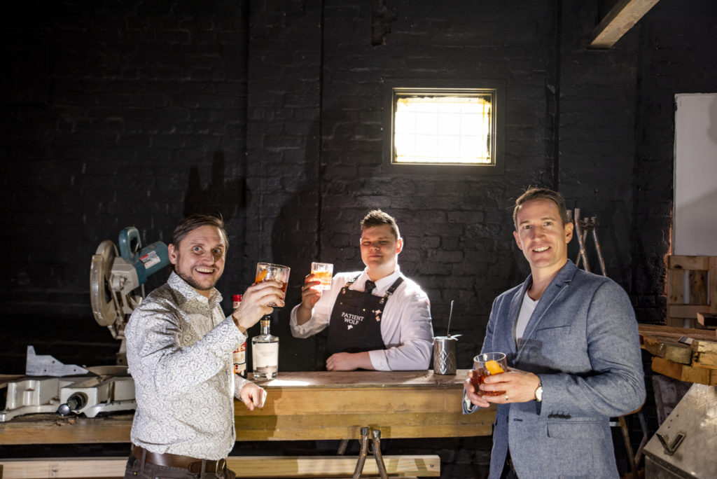 Image for the post Patient Wolf to open new distillery and bar in Melbourne's Southbank