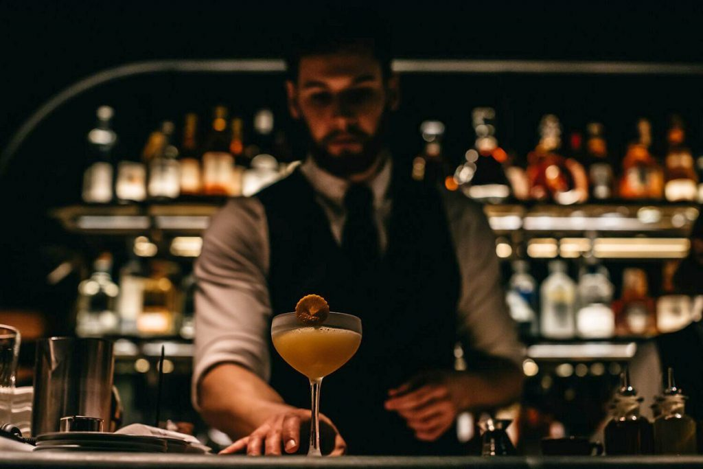 Image for the post New bar twisting classic cocktails