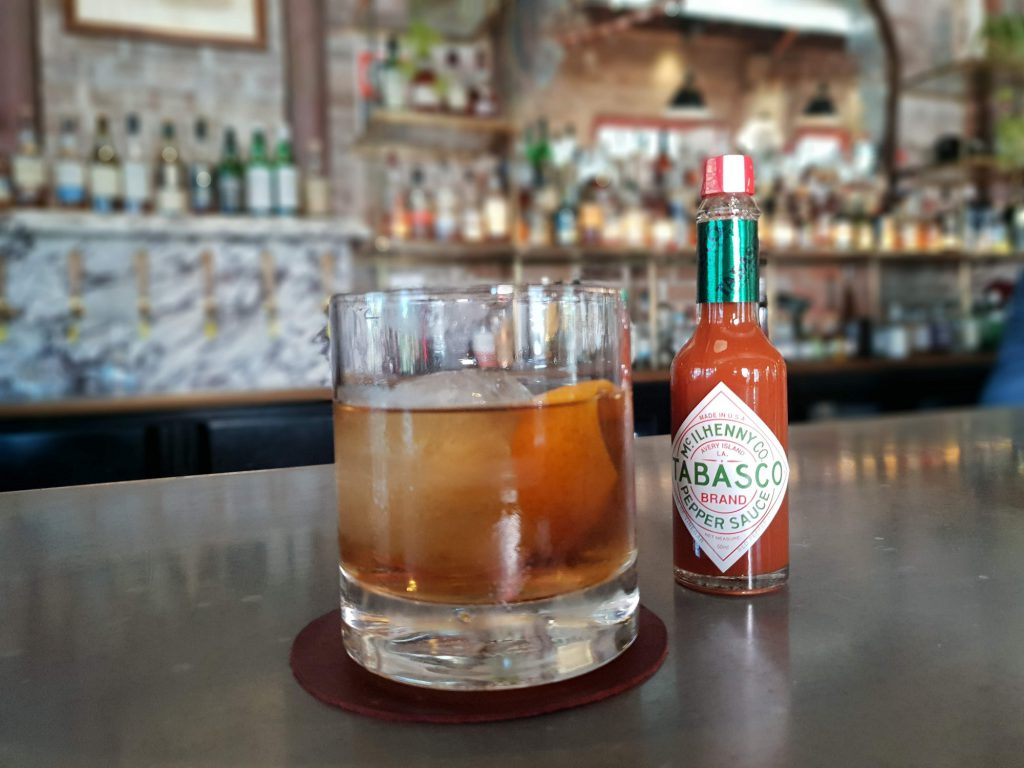 Image for the post Recipe: Chilli Chocolate Old Fashioned