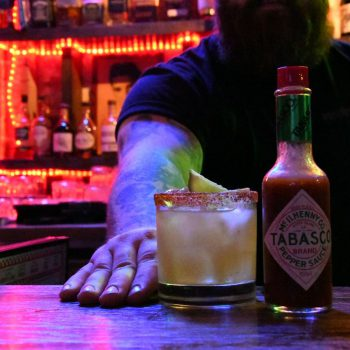 Image for the post Recipe: Spicy Margarita with Tabasco