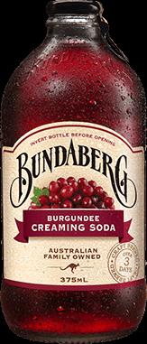 Burgundee Creaming Soda Brew