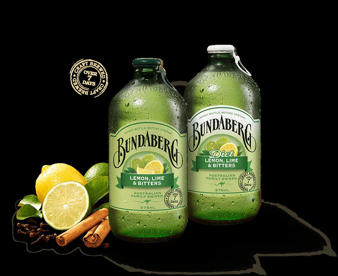 Lemon Lime & Bitters
