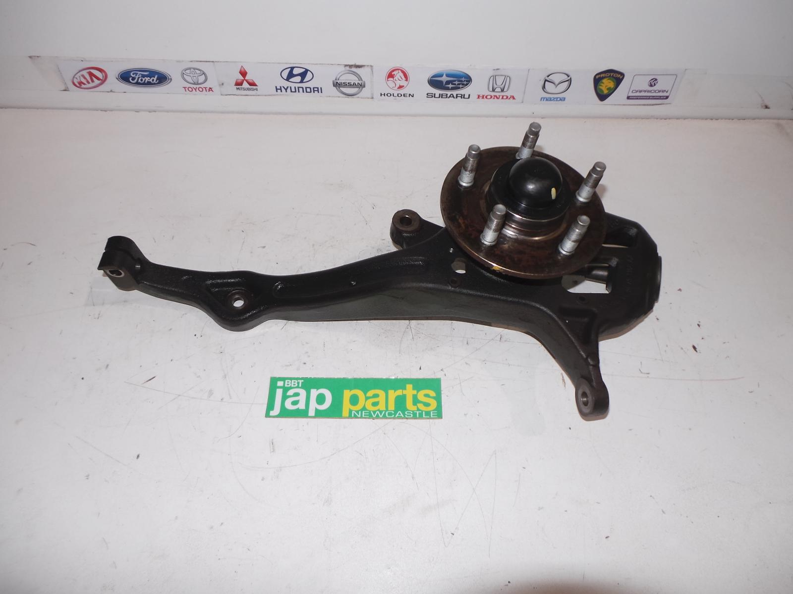 FORD-TERRITORY-LEFT-FRONT-HUB-ASSEMBLY-SY-MKII-2WD-05-09-04-11-09-10-11