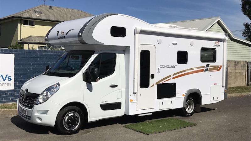 Campervans  Caravans  Motorhomes