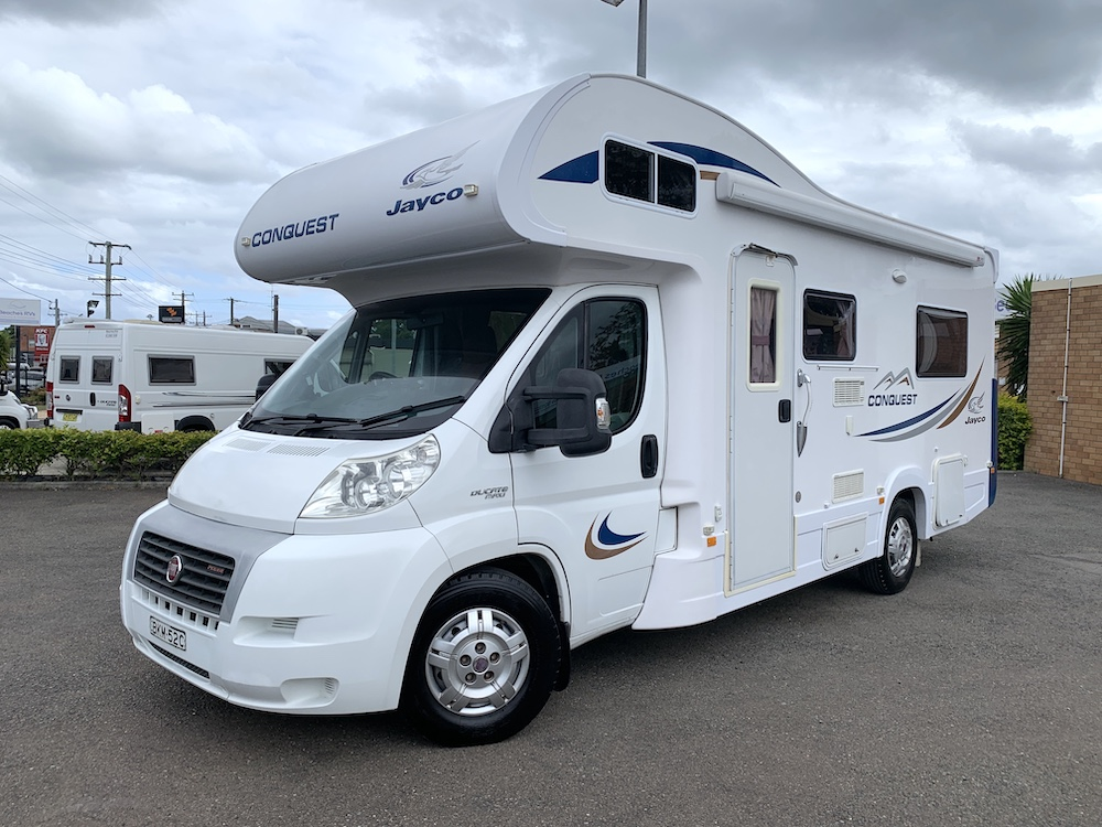 Jayco Conquest 23