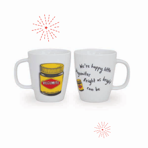 VEGEMITE Set of 2 Mugs