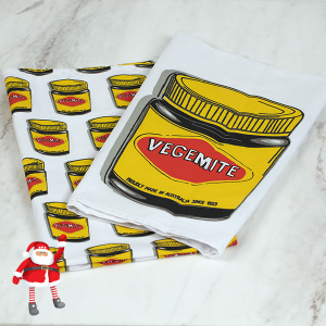 VEGEMITE Set of 2 Tea Towels