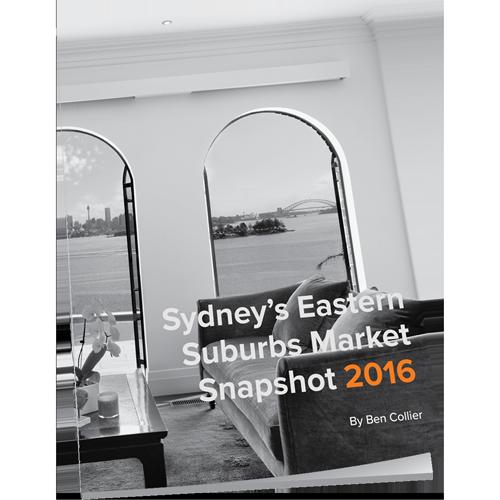 Sydney's Eastern Suburbs Market Snapshot 2016