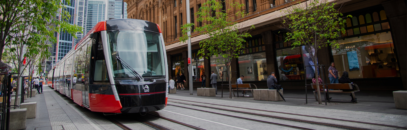 Impact Of The CBD and South East Light Rail