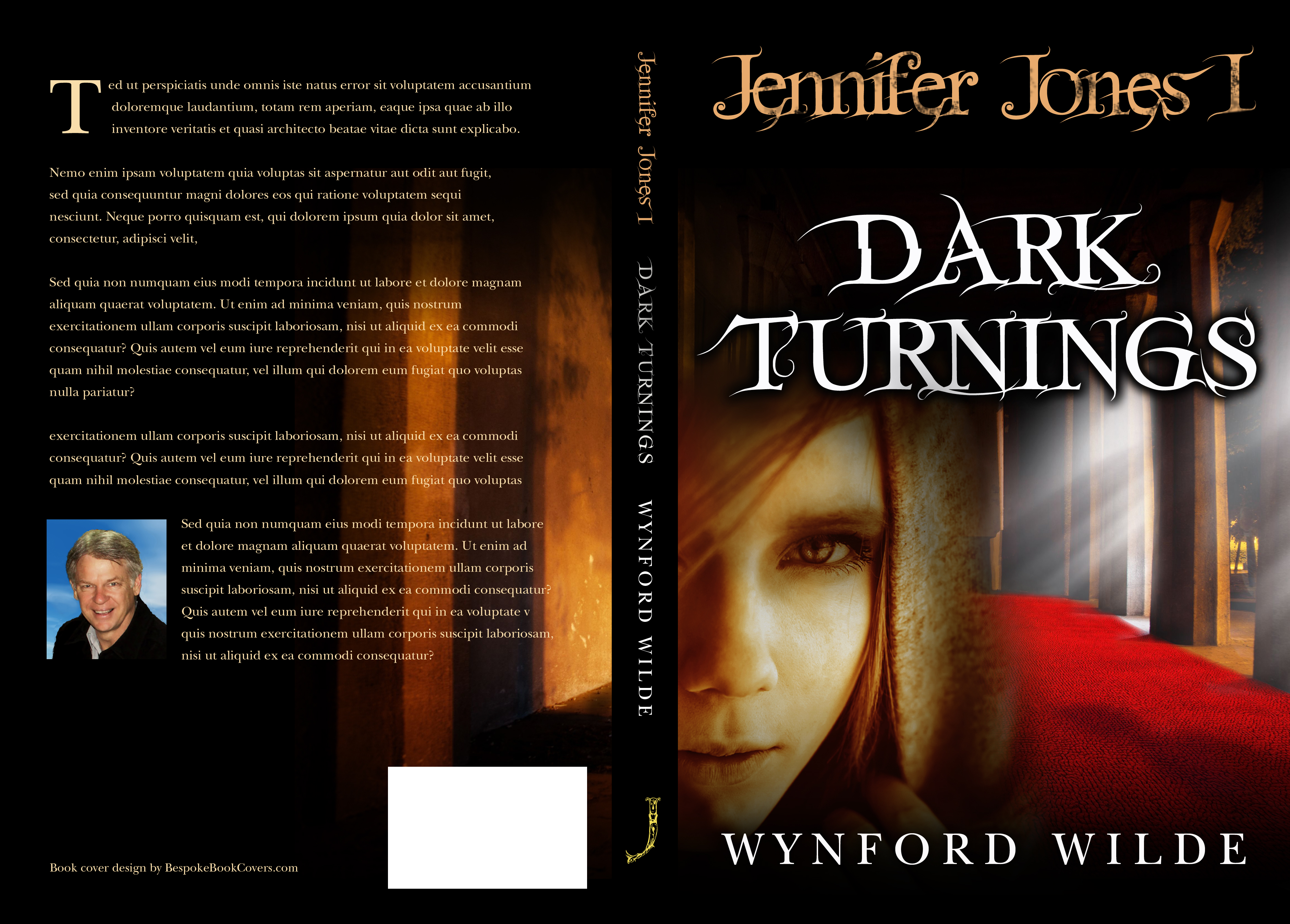dark turnings book cover