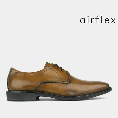DUKE Leather Comfrot Derby Shoes
