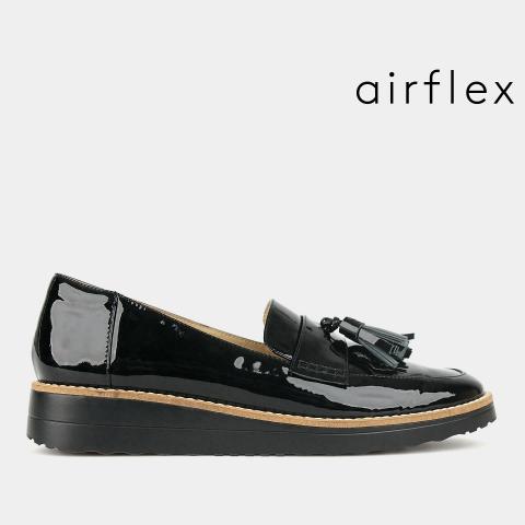 DORI Leather Tassel Loafers