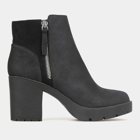 VOX Chunky Block Heel Boots