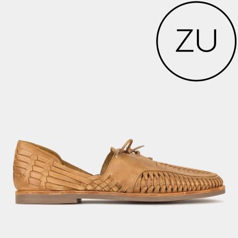 CHARTER Huarache Leather Shoes