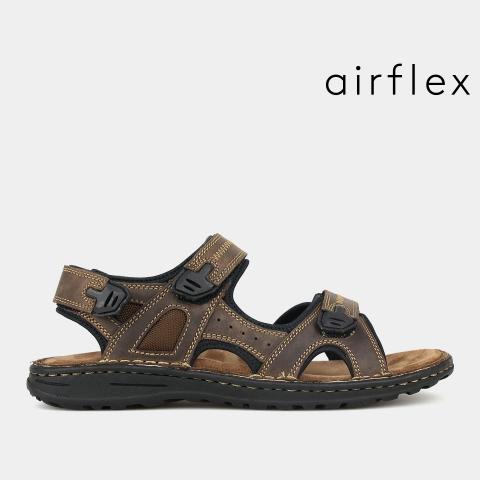 ROBERT Leather Comfort Sandals