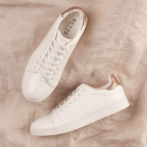 MYNX Heel Detail Sneakers