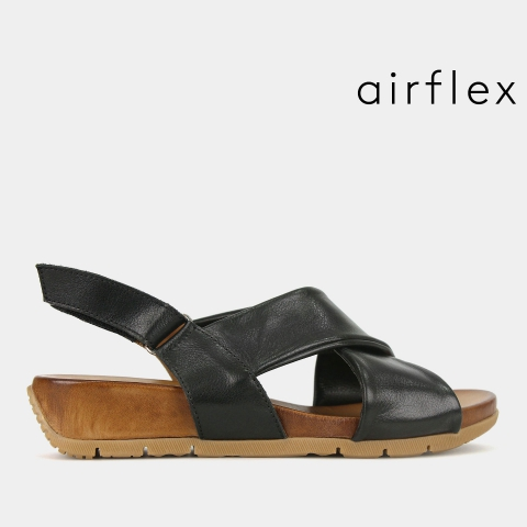 ZADA Leather Comfort Sandals