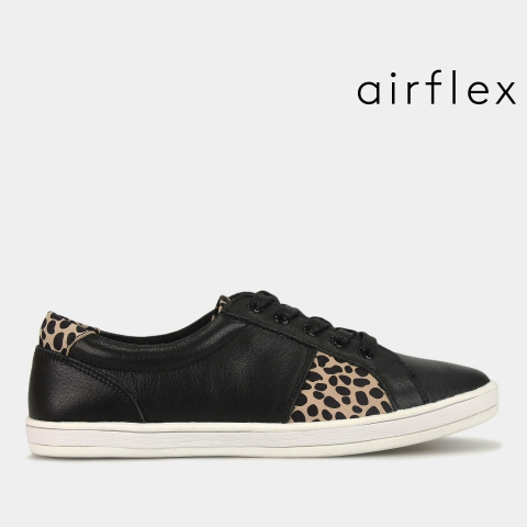 GRATE Leather Lace Up Shoes
