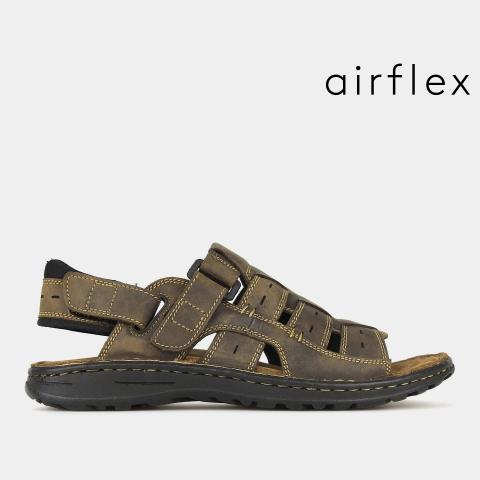RICK Leather Comfort Sandals