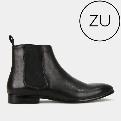 LIAM Leather Chelsea Boots