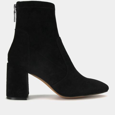 GANG Block Heel Sock Boots
