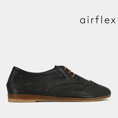 PISA Leather Lace Up Shoes
