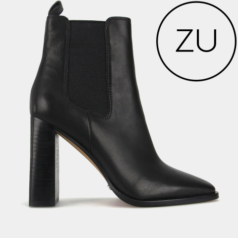 WEST High Ankle High Heel Boots