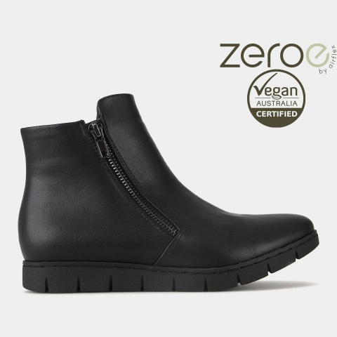 MEGA Vegan Comfort Ankle Boots