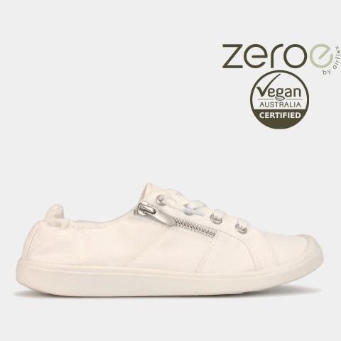 ELLA Vegan Recycled Canvas Sneakers