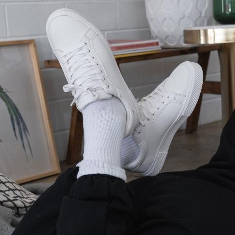 BIA White Sneakers