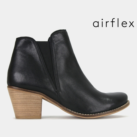 PAM Leather Ankle Boots