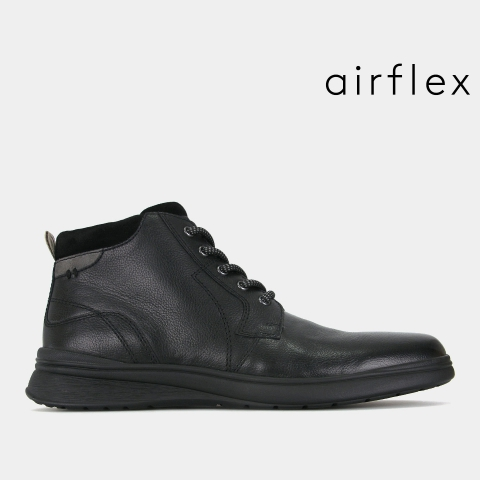 DAVE Leather Lace Up Lifestyle Boots