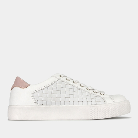 POLLY White Sneakers