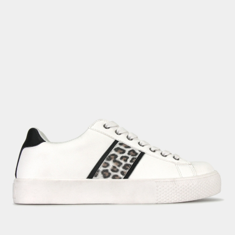 POINT White Sneakers