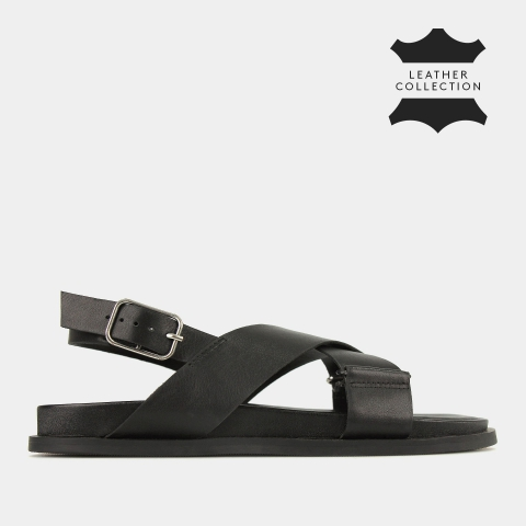 ANDROS Strappy Flat Sandals