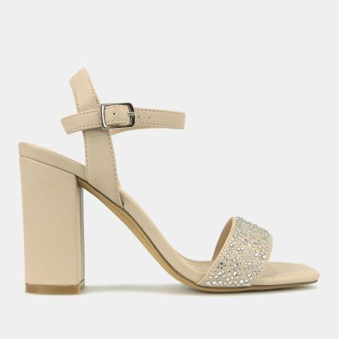 KENNEDY 2 Diamante Sandals