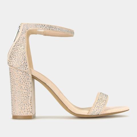 KWEST Diamante Sandals