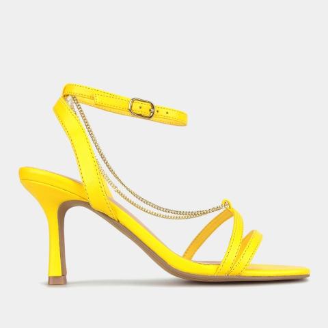 CASCADE Mid Heel Sandals
