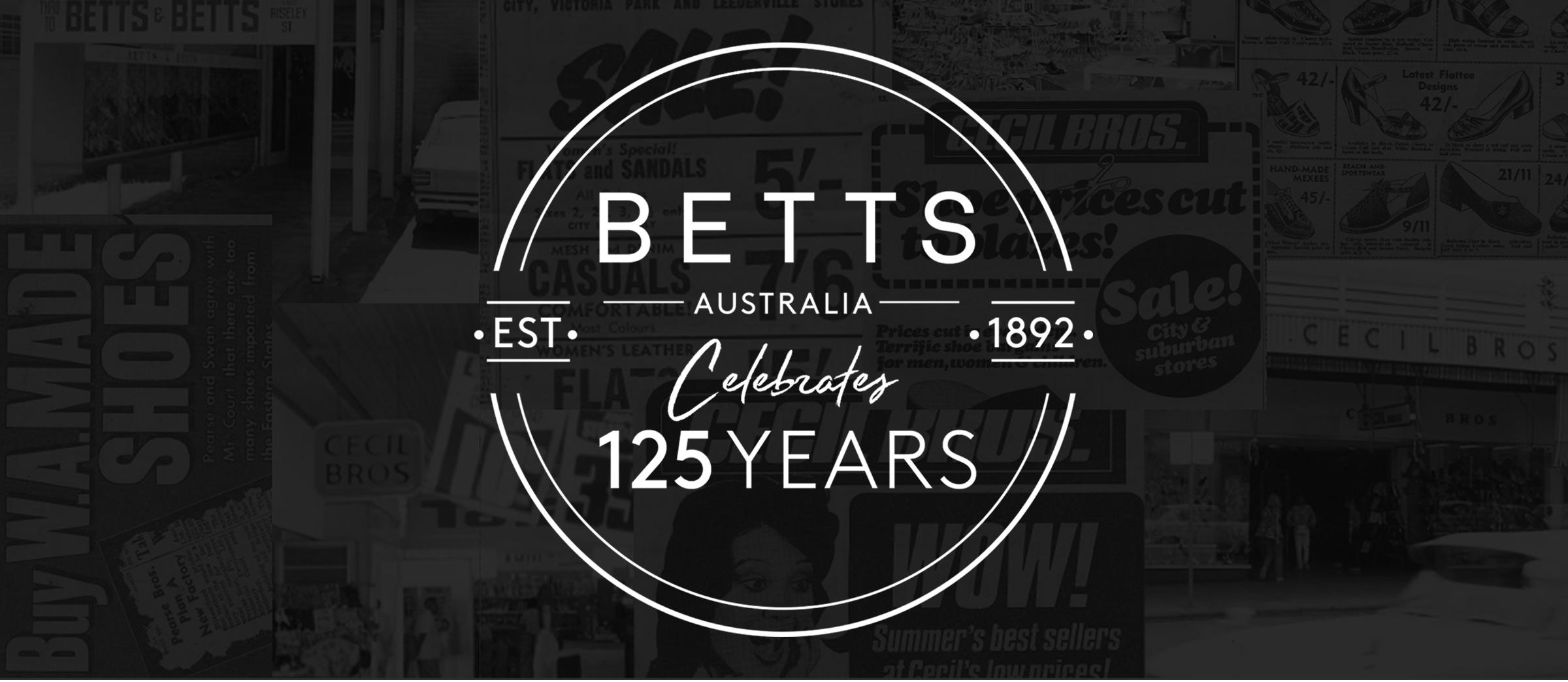 Betts Turns 125
