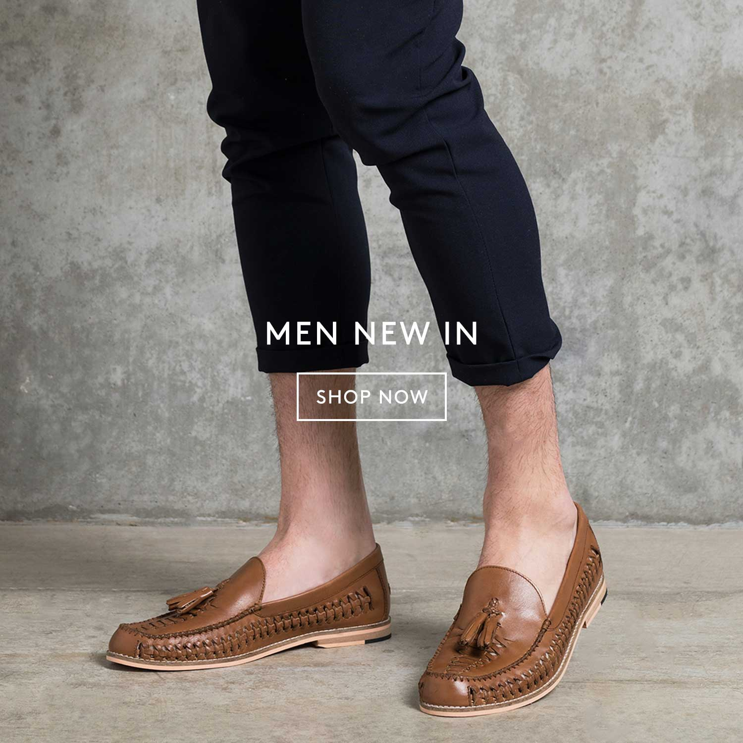 MEN NEW IN
