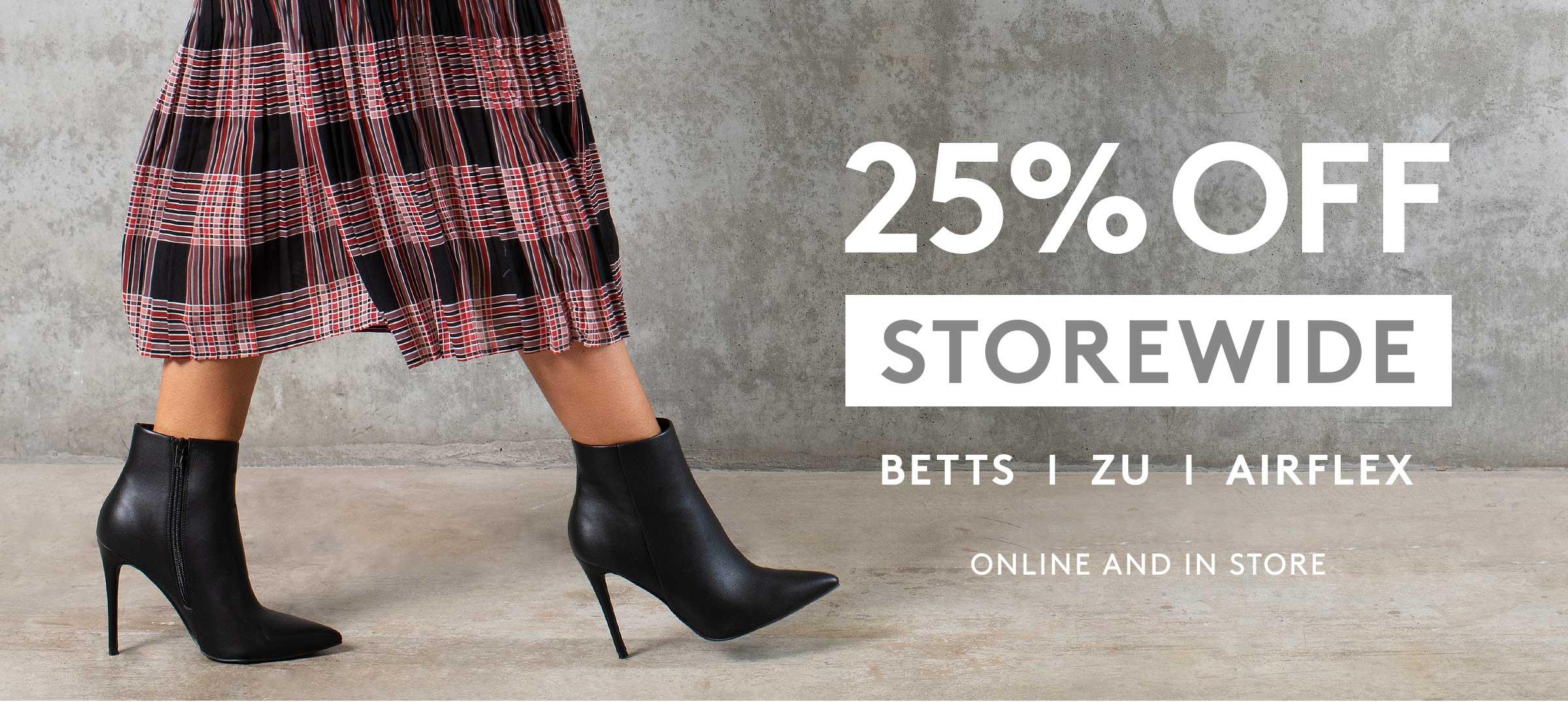 0ed25d060fa Buy Men's & Women's Shoes Online | Australia's Leading Shoe Shop - Betts