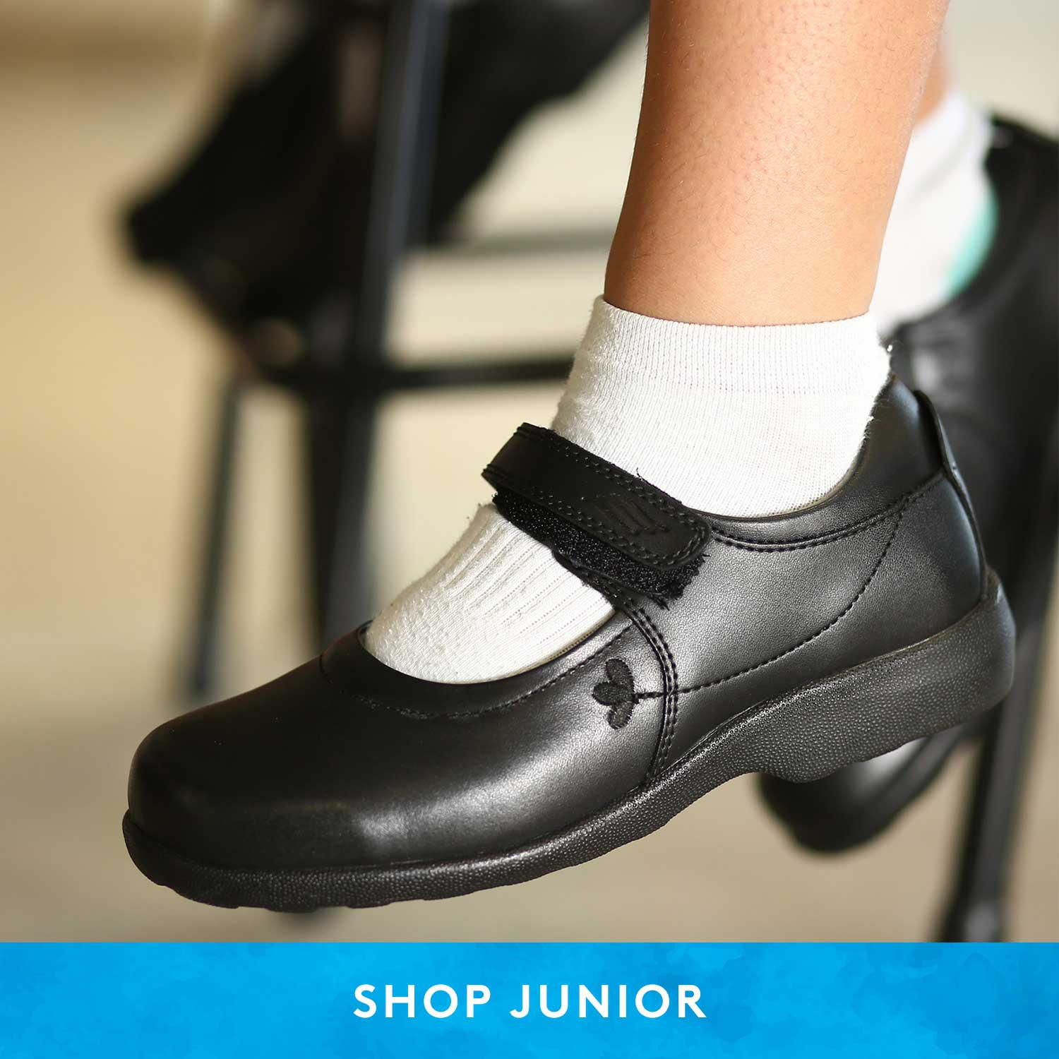 Junior School Shoes