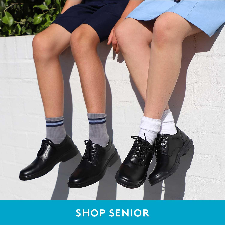 Senior School Shoes