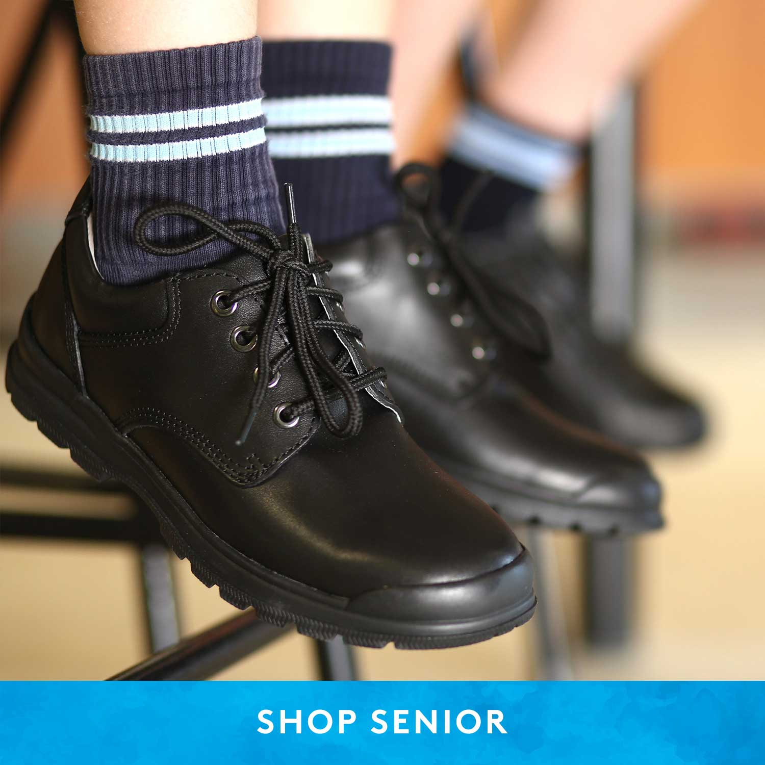 Senior School Shoes