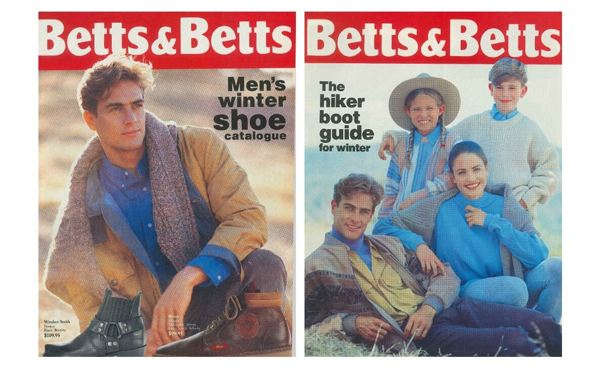 Betts & Betts Catalogue
