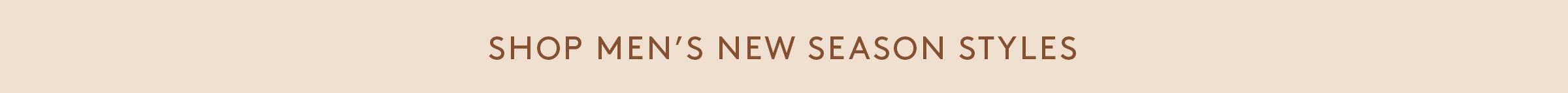BETTS   Men's   NEW Arrivals   hmpg banner 2400 x 143